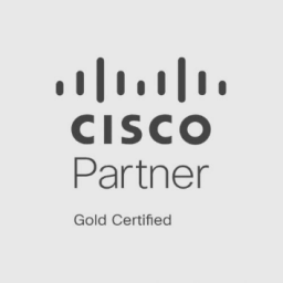 Cisco Partner gold certified