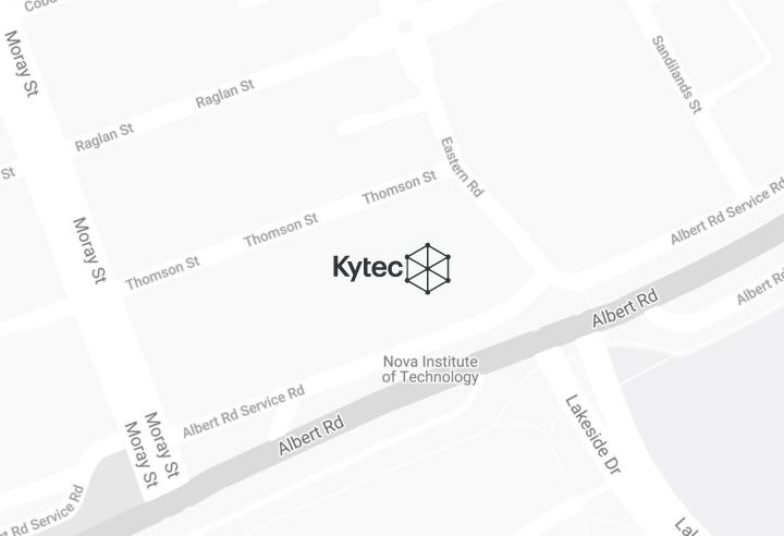 Kytec VIC map